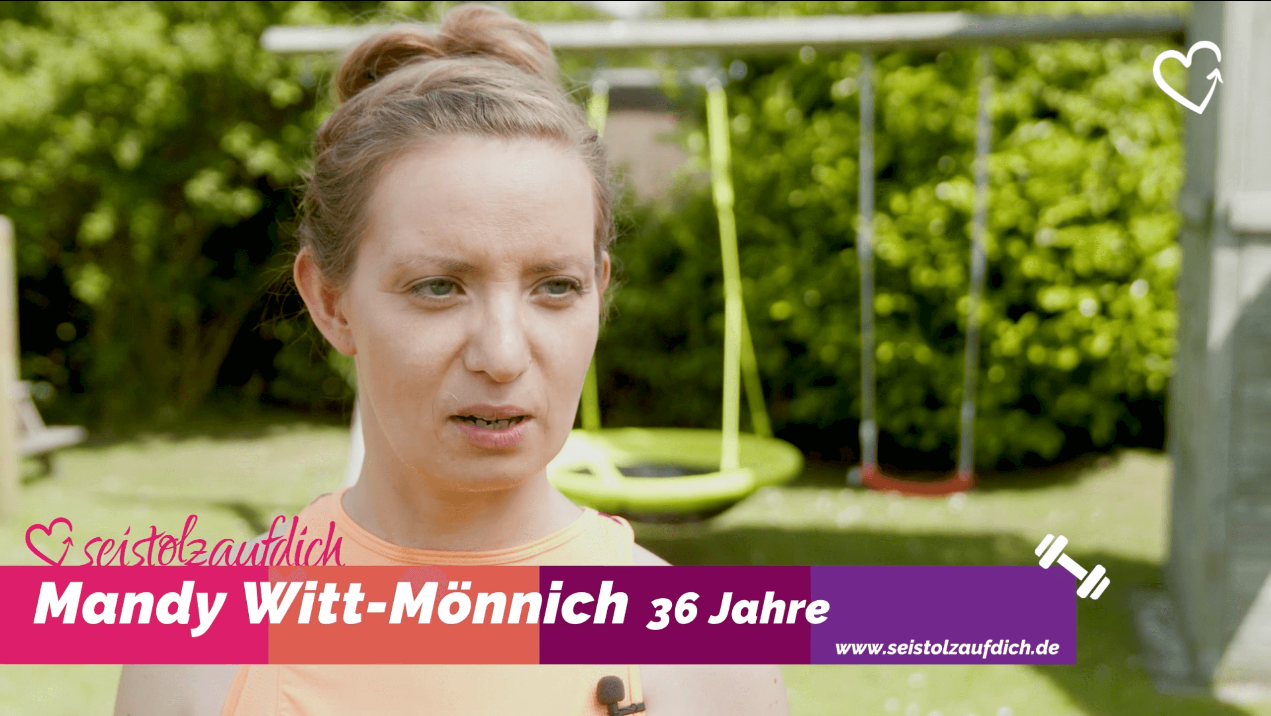 Mandy im seistolzaufdich-Interview