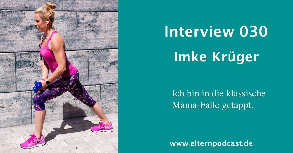 Imke Krueger Podcast-Interview